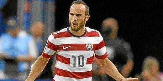 Donovan espera seguir cumpliendo objetivos y estar en el Mundial de Brasil.