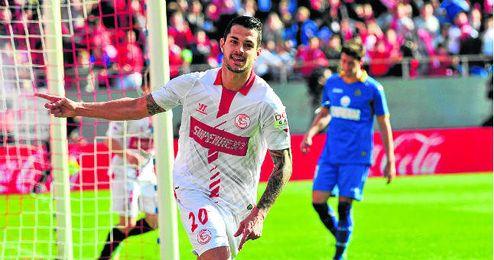 La principal duda de Emery para mañana es el canario Vitolo, que aún no se ha recuperado de su lesión.