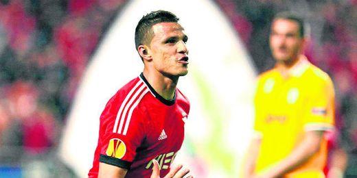 El delantero brasileño es el máximo goleador de las ´águilas´ y será una de las amenazas para los sevillanos.