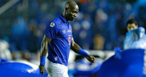 El paso de Emaná por el fútbol mexicano no fue nada positivo.