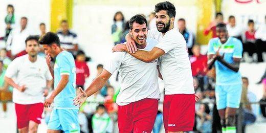 El Betis cae en su amistoso ante el Antoniano (3-2)