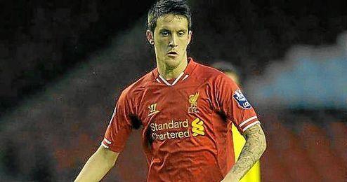 Luis Alberto apenas ha gozado de oportunidades en el Liverpool.