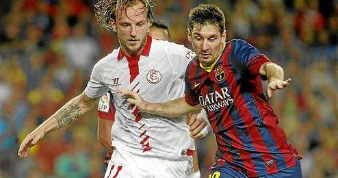 Rakitic El nuevo fichaje del Barcelona  sera presentado el 1 de julio