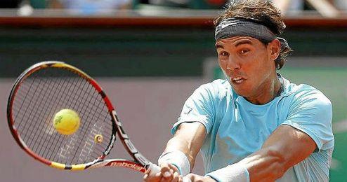 Rafa Nadal ya está en octavos de final de Roland Garros.