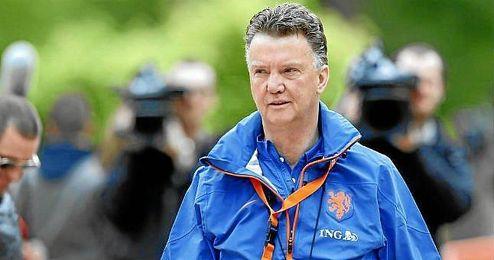 Louis Van Gaal, seleccionador holandés, ya tiene a sus 23 elegidos para el Mundial.