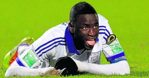 Kouyaté está en la lista de numerosos equipos europeos por su excelente rendimiento en el Anderlecht.