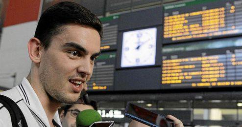 Tomas Satoransky ha batido el récord de asistencias en el Cajasol.