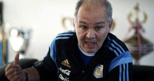 Sabella realizó un repaso a la actualidad de la selección argentina.