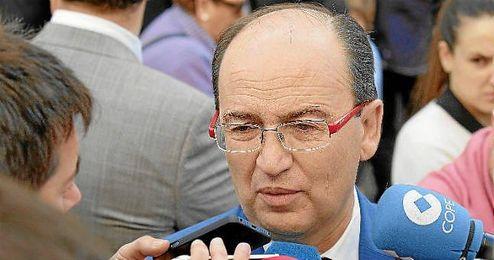 Pepe Castro, en una imagen de archivo.