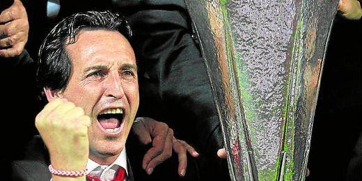 Unai Emery admite que llegó a pensarse la oferta del Milan, pero tras sopesarlo bien, consideró que su proyecto en el Sevilla merecía tener una continuación.