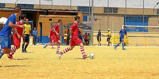 El Osuna no pudo mantener la categoría a pesar de ganar a la Rociera por 1-2.
