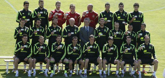 La selección española se presenta en el Mundial como el combinado más valioso.