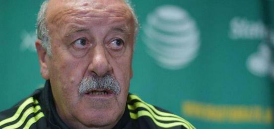Del Bosque se convertirá en el técnico español con más partidos en un Mundial.