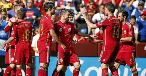 La selección española hará su debut en el Mundial con el punta brasileño desde inicio.