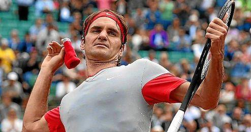 Roger Federer ha ganado su séptimo torneo de Halle.