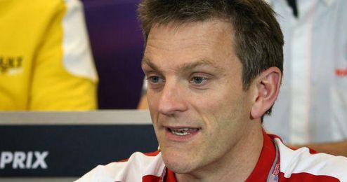 Allison confía en mejorar la competitividad del Ferrari.