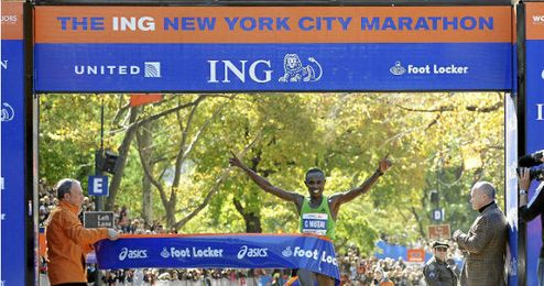 El maratón de Nueya York nuevo Príncipe de Asturias de los Deportes