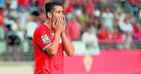 Saúl Berjón ha firmado seis goles y 20 asistencias esta temporada.