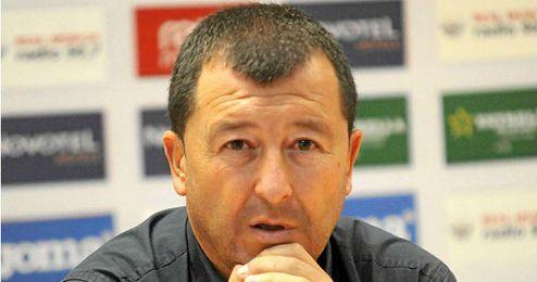 José Luis ´Chuti´ Molina era uno de los candidatos a la dirección deportiva verdiblanca.