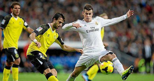 Gareth Bale, en un partido contra el Sevilla.
