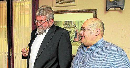 Leo Chaves y Juan Llaneza no seguirán en el nuevo Cajasol