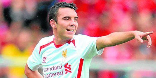 Iago Aspas deja el Liverpool por el Sevilla.