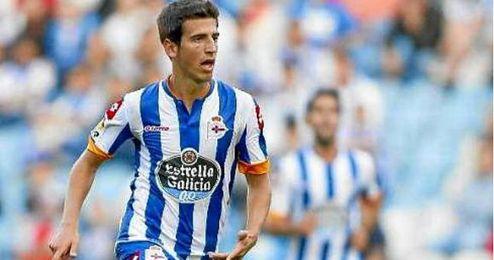 Uno de los descartes del Deportivo ficha por uno de los clubes punteros de Segunda