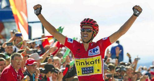 Alberto Contador espera no tener problemas para llegar al Tour de Pekín.