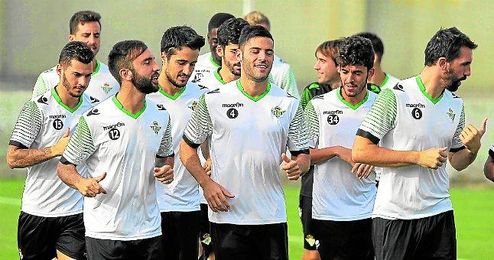 Bruno tendrá ante el Leganés la posibilidad de comenzar a justificar su fichaje por el Betis.