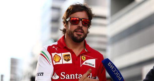Alonso se buscará un equipo ganador.