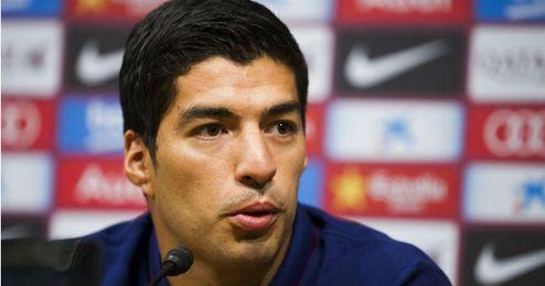 El Barça es el equipo en el que Suárez siempre quiso jugar.