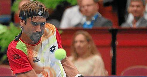 Ferrer pasa a la final de Viena.