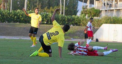El Sevilla Atlético se vino de vacío de Extremadura.