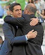Manolo Jim�nez, la alternativa a Ferrer en el C�rdoba
