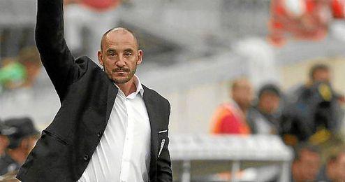 Ferrer, primer entrenador desituido.