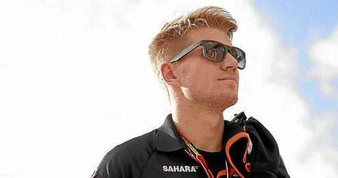 Hulkenberg seguirá en Force India durante la próxima temporada.