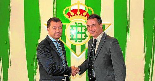 José Luis Molina y Alexis Trujillo no se montaron en el AVE de regreso a Sevilla.