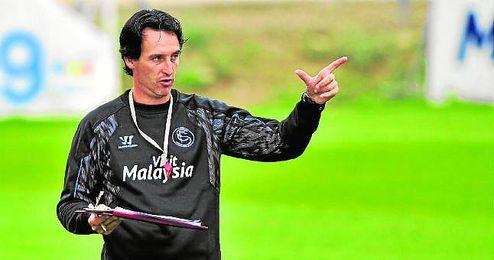 Emery a una victoria de mejorar el mejor arranque del Sevilla.