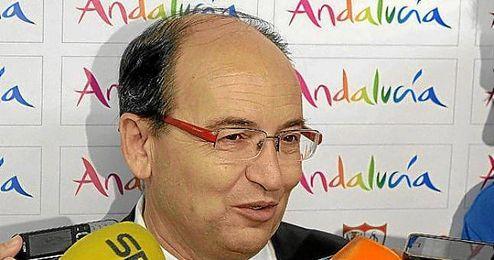 José Castro habló antes de partir hacia Lieja.