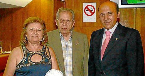 José María Del Nido padre e hijo.