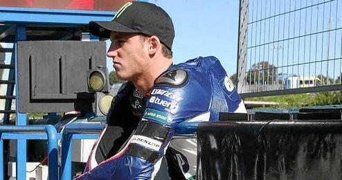 El piloto de Yamaha, Pol Espargaró.