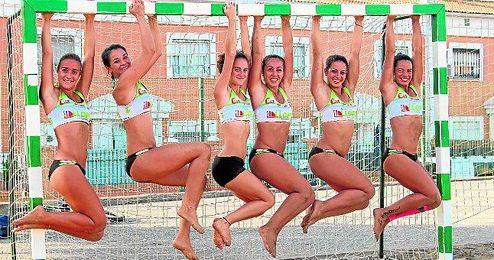 Las chicas se concentrarán en Gran Canaria a partir del próximo 30 de octubre para participar en una competición inédita.