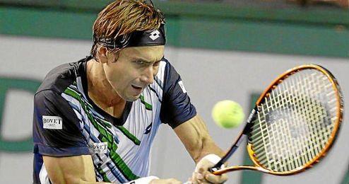 David Ferrer a un paso de la Copa de Maestros.