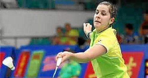 Carolina Marín ya está en semifinales.