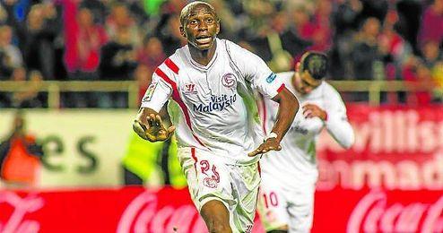 M´Bia es el centrocampista más goleador de la Liga junto a Dani Parejo.