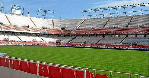 Estadio donde se disputará el choque.