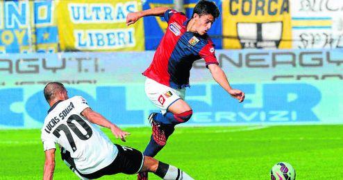 Diego Perotti ha recuperado su chispa en el Genoa