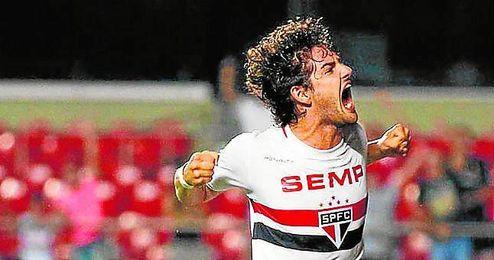 Pato, que jugó en el Milan, milita actualmente en el Sao Paulo brasileño.
