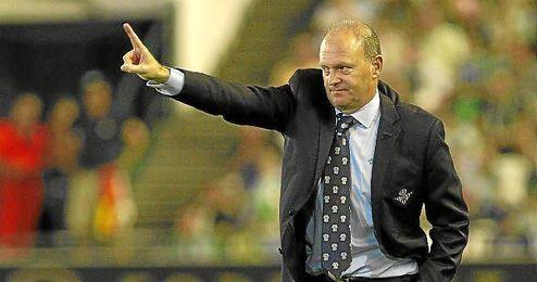 Pepe Mel volverá a la banda del Villamarín.