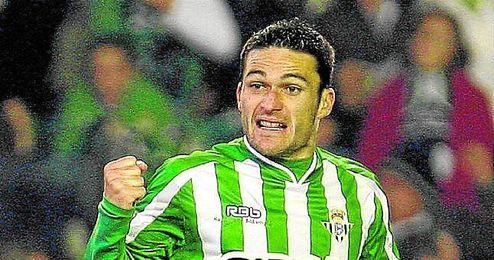 Exactamente tres años antes (21-12-2011), Jorge Molina anotaba el último gol bético antes de las vacaciones.